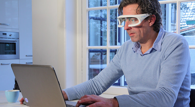 PSiO lysterapi briller fra litebook.dk