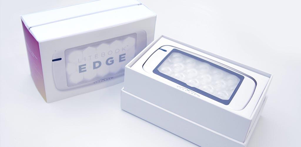 Litebook Edge lysterapi lampe